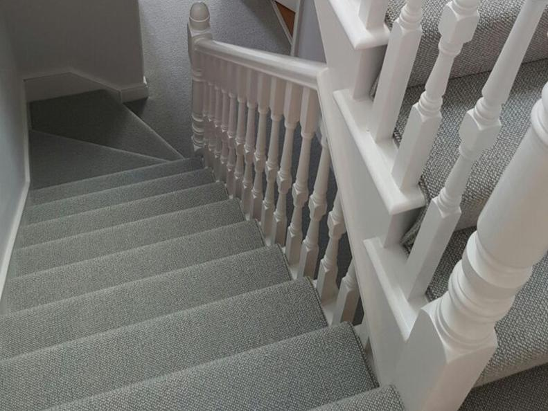 grey stair carpet plain red stairs carpet