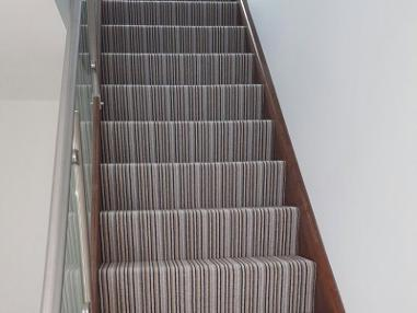 Stripey Or Striped Stairs Carpets