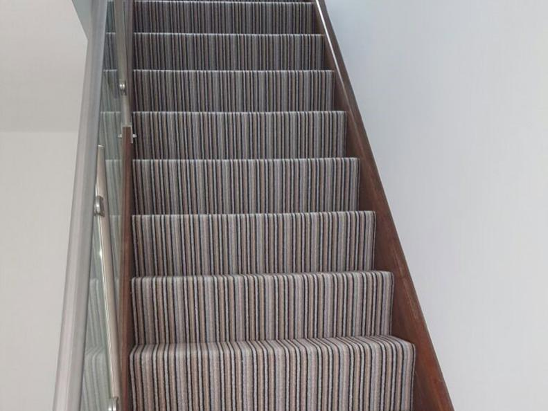 striped stair carpets stoke on trent